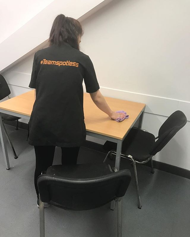 office cleaners in liverpool