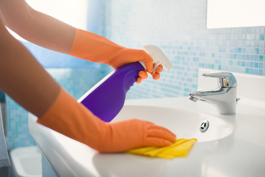 you should be choosing a cleaning company with experience.