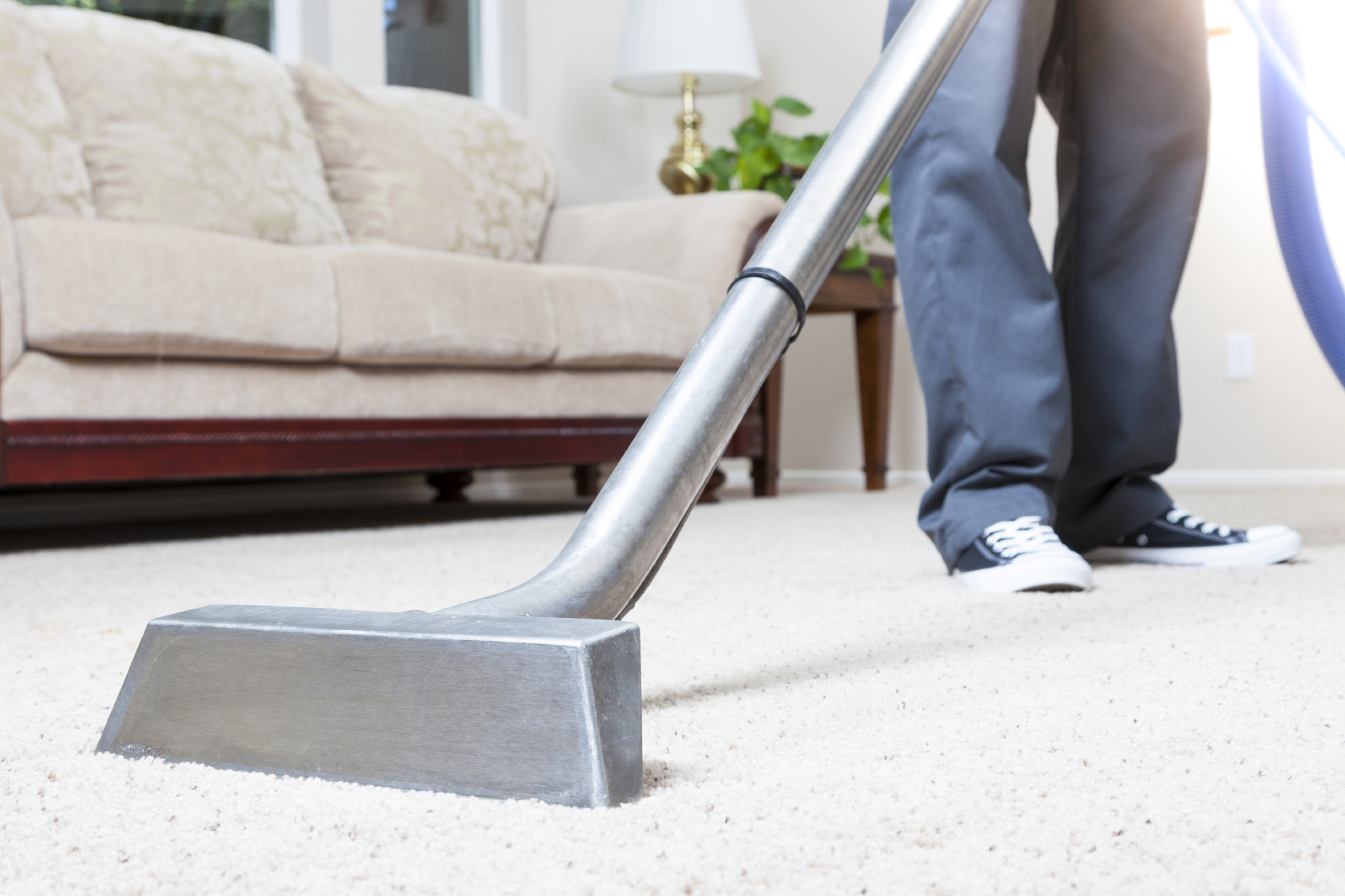 Choose our services for carpet cleaning in Liverpool