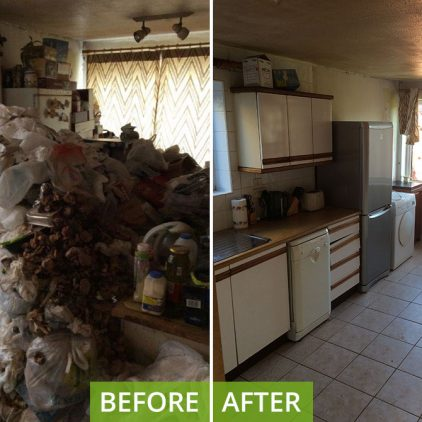 Results from our house clearance services