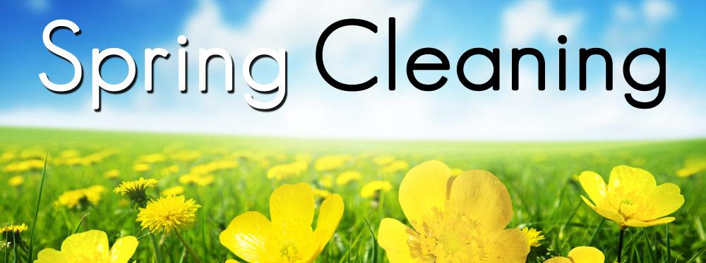 Ini Spring Cleaning Time. Jangan Lupakan Tempat Tidur Mewah Anda & Bantal Sofa.