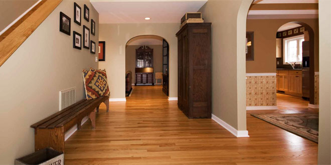 Use our hardwood floor cleaner today